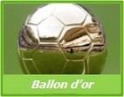 menu ballon d'or france football