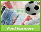 menu dossier argent et foot business