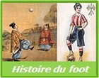 menu histoire du football